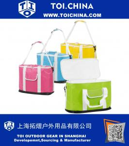 30L Extra Large Foldable Insulated Picnic Beach Freezer Cooler Bag