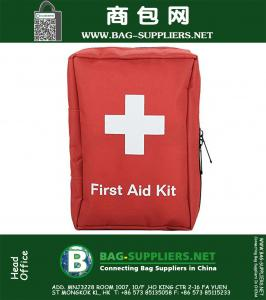 Emergency First Aid Kit Survival - 88 pieces Medical Kit, Travel Emergency Kit, Hiking First Aid Kit, Emergency Survival Go Bag