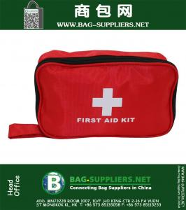 First Aid Kit For Emergency Survival Medical Rescue Bag Treatment Case For Home Outdoor