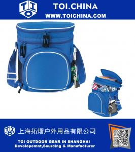 Insulated Double Compartment Bag