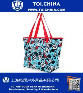 Insulated Tote Beach Pool Cooler Tote